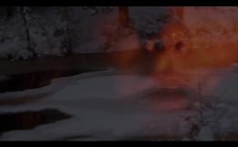 IN THE DARK, DARK ROOM (2017) Still from film component.