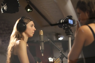 Sissip Recording Session
